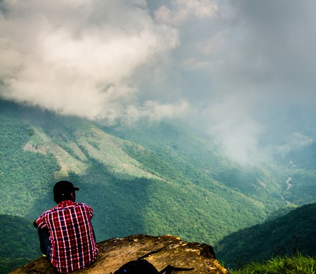 Abode of The Clouds, Cherapunjee  | © Ashwin Kumar/Flickr