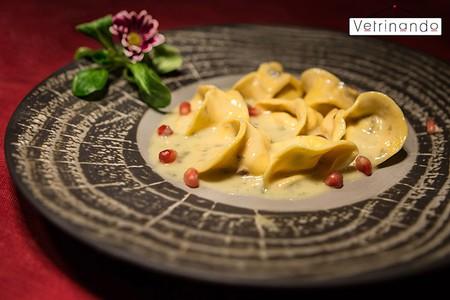 Pasta with truffle sauce at Dario e Anna | Courtesy of Ristorante Dario e Anna