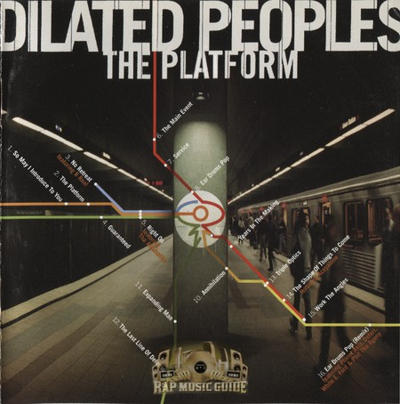 The Platform   © Capitol Records