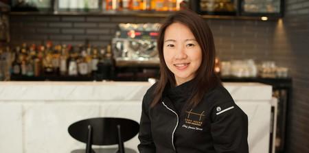 Chef Janice Wong   © Peter Wang