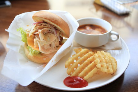 Sandwich and Soup | ©Unsplash/Pixabay