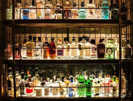 Gin Bar | Courtesy of Holborn Dining Room
