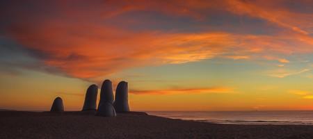 Punta del Este beach © Sebast732 /Wikicommons