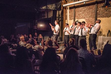 Mission Improvable-Westside Comedy