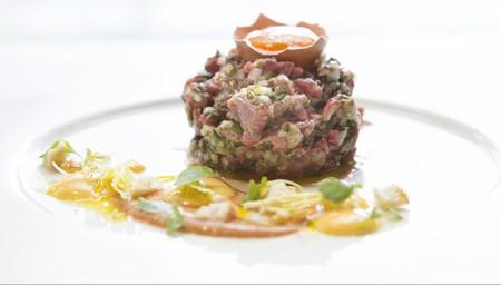 Steak Tartare   Courtesy of Roche Communications