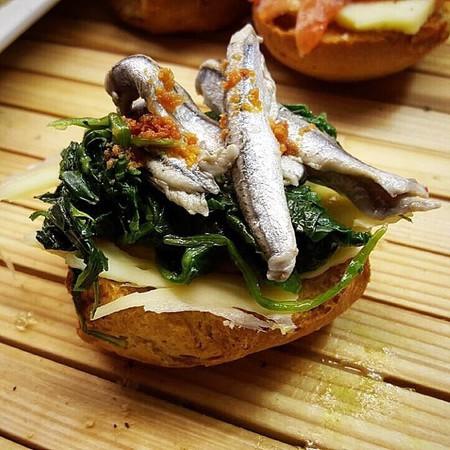 Food at Pescaria