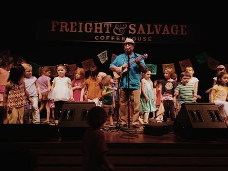 Jazz & Syria Quintet at Freight & Salvage © Eric Golub/Flickr
