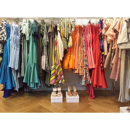 Clothing Rack | Courtesy of BRENDA