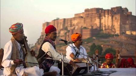 The magic of Rajasthani Folk Music   © YouTube