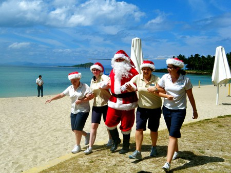 Santa's Entourage   © Sarah Ackerman/Flickr