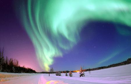 Polarlicht 2 | © SrA Joshua Strang/Wikicommons