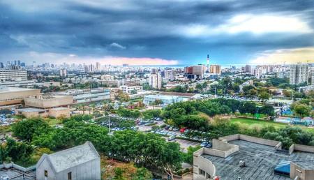 Tel Aviv Storm   © TomUrbach/Pixabay