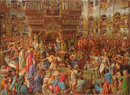 The Miracle of the Sacred Foire