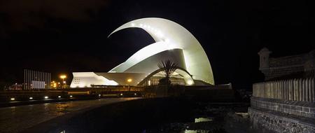 Auditorium of Tenerife, Santa Cruz de Tenerife, Spain  | ©  Diego Delso/WikiCommons
