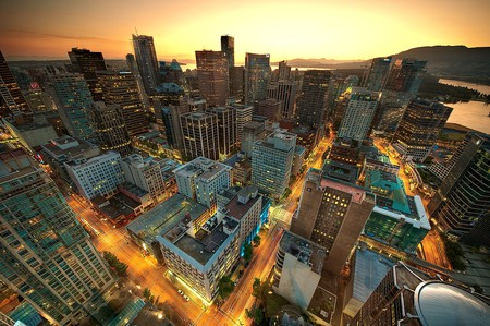 Vancouver, Canada   ©MagnusL3D/WikiCommons