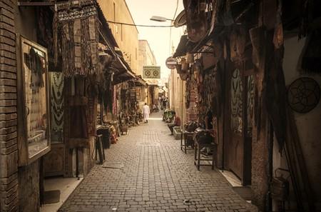 Morning Market Streets © James Merhebi