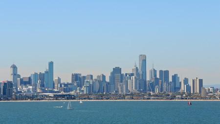 Melbourne   © Peter Mackey/Flickr