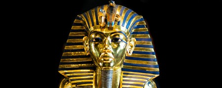 King Tut Burial Mask | © Mark Fischer/Flickr