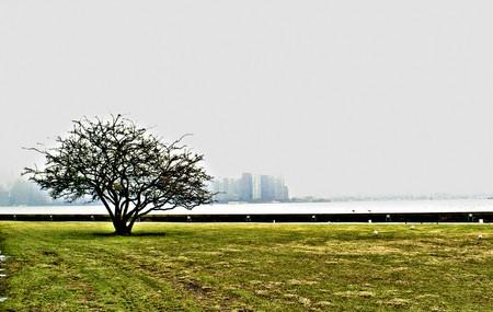 Manhatan from Ellis island | © Javier Gutierrez Acedo/Flickr