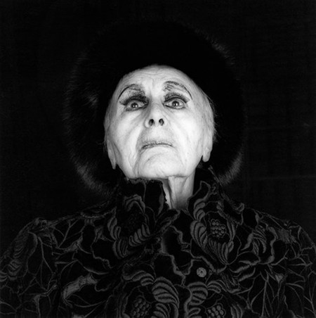 Louise Nevelson by Robert Mapplethorpe | © Brandon Carson/Flickr
