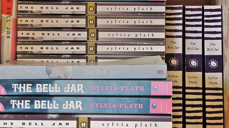Sylvia Plath's 'The Bell Jar'| © mike krzeszak/Flickr
