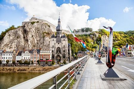 Dinant, Belgium. ©Andrés Nieto Porras/Flickr