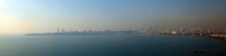 Mumbai Skyline from the Trident Nariman Point| © Glenn Strong/Flickr