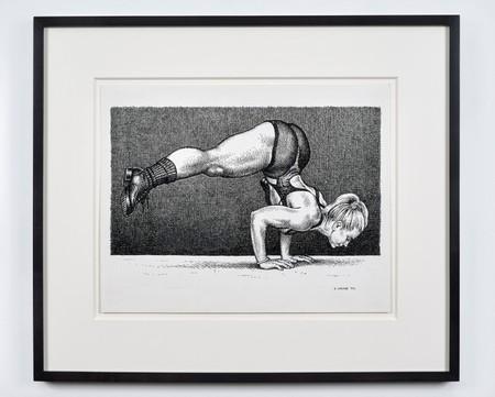 © Robert Crumb, 2002.  Courtesy the artist, Paul Morris, and David Zwirner, New York/London