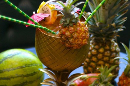 Tropical punch from Miss Thing's | Courtesy of Miss Thing's