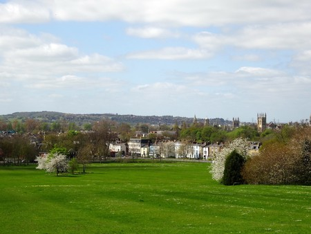 A view of Oxford from South Park   © Vy Dan Tran