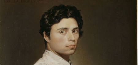 Ingres, Self-Portrait, 1804 | © Musée Condé/WiikiCommons