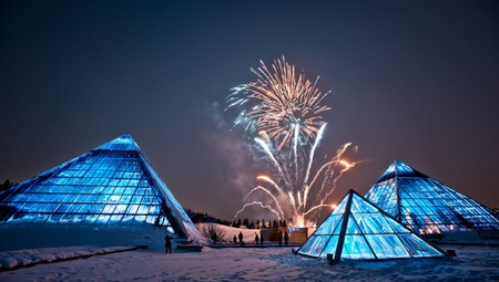 Lunar New Year Fireworks | © City of Edmonton