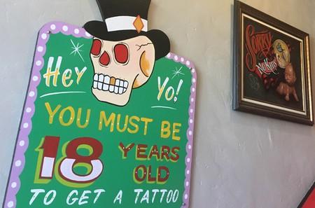 Get inked at Memoir Tattoo