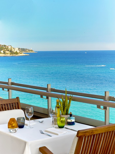 La Terrasse restaurant at Le Meridien | © Courtesy of Le Meridien