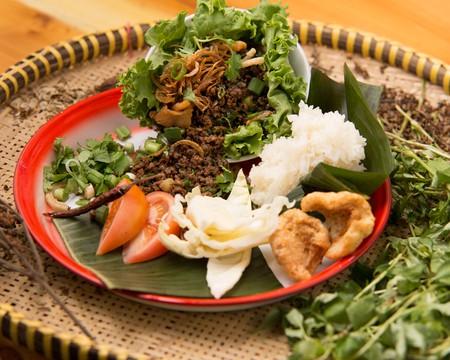 PAI Laab Salad   Courtesy of PAI Toronto