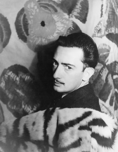 Salvador Dali   © Carl Van Vechten/Wikimedia Commons