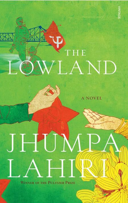 The Lowland by Jhumpa Lahiri   Random House India