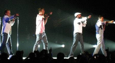 Backstreet Boys Concert 2 | © Anirudh Koul from Montreal, Canada/WikiCommons