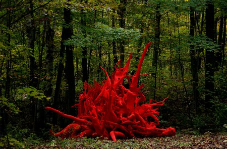 'Red Tide' | Courtesy of Shayne Dark