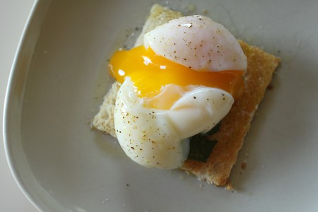 Sous Vide Egg | © Mike McCune/Flickr