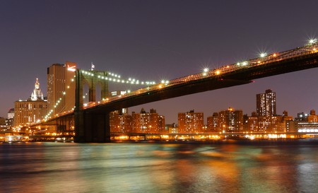 Brooklyn Bridge Nighttime | © Grisha Levit/Flickr