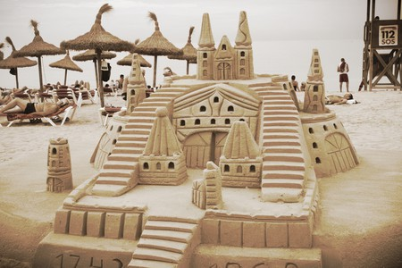 Sandcastle | © Gonçalo Cruz Matos/Flickr
