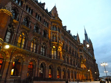 St. Pancras Renaissance Hotel |© Herry Lawford / Flickr