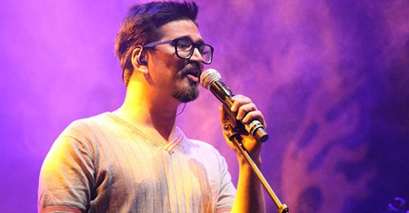 Amit Trivedi   © OML entertainment Pvt. Ltd./WikiCommons