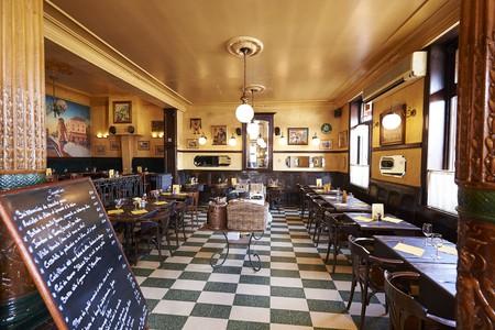 Brasserie de la Gare makes for a pleasant place to repose until your train arrives   Courtesy of Brasserie de la Gare
