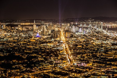 A View of San Francisco © Eric May/Flickr