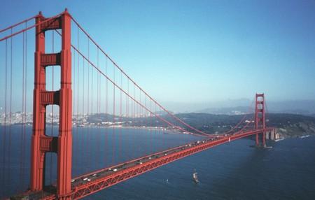 Golden Gate Bridge | © Wikimedia Commons