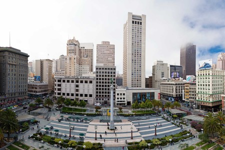 Union Square © Benson Kua/Wikimedia