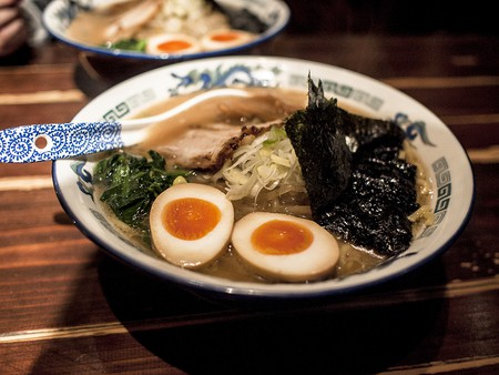 A bowl of ramen © Jonathan Lin/Flickr
