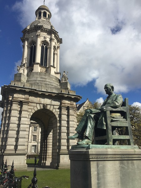 Trinity College Dublin | © Mary Sheehan